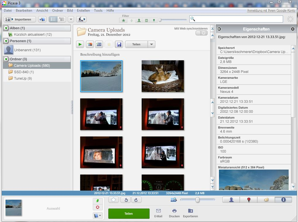 Picasa 39 Build 13607 TESTED  WORKING